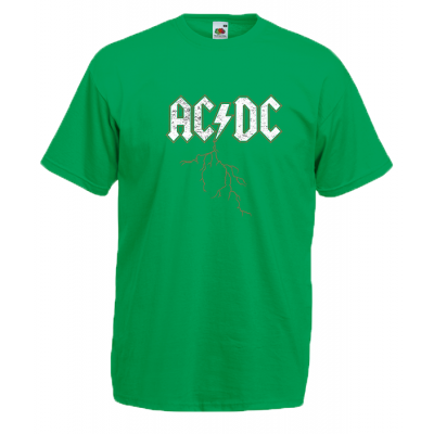 ACDC Thunder T-Shirt with print