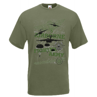 Airbone T-Shirt with print