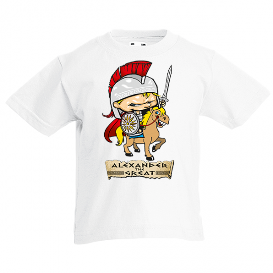 Alexander The Great Kids-A5146 T-Shirt with print