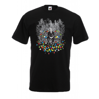 Alfred Hitchock T-Shirt with print