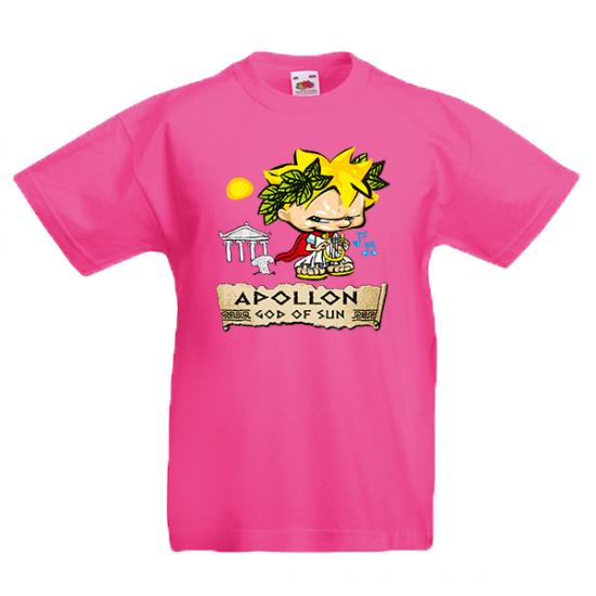Apollon kids-A5118 T-Shirt with print