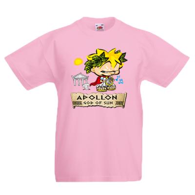 Apollon Kids T-Shirt with print