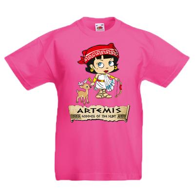 Artemis Kids T-Shirt with print
