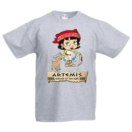 Artemis Kids-A5115 T-Shirt with print