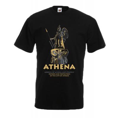 Athena Column T-Shirt with print