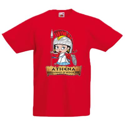 Athena Logo  Kids T-Shirt with print