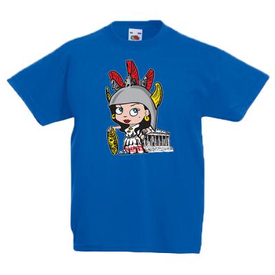 Athena Kids T-Shirt with print