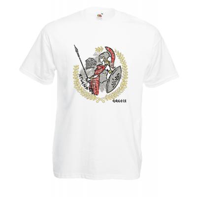Athena Greek Mythology  T-Shirt with print