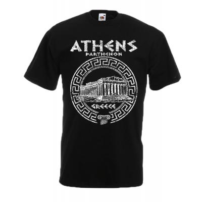Athens Parthenon T-Shirt with print