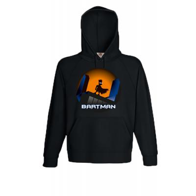 Bartman Hooded Sweatshirt  with print