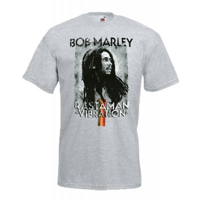 Bob Marley T-Shirt with print