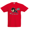 Catwoman Part Time Job-3689 T-Shirt with print