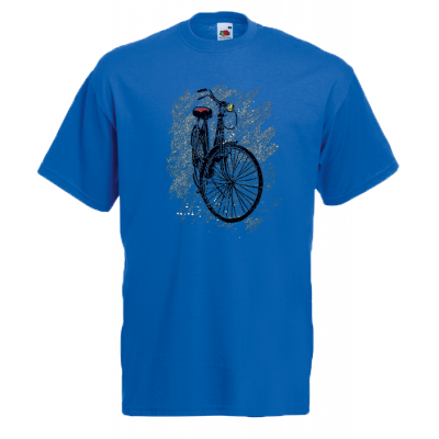 Classic Bicycle T-Shirt with print