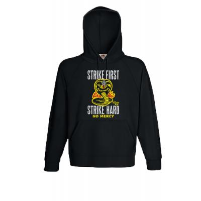 Cobra Kai Hooded Sweatshirt  with print