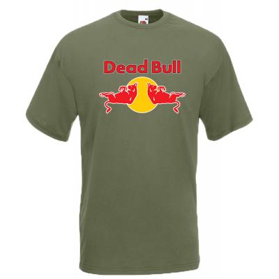 Dead Bull T-Shirt with print