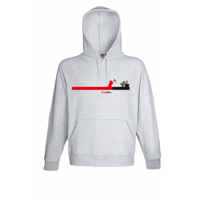Deadline Hooded Sweatshirt  with print
