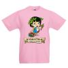 Demetra Kids-A5116 T-Shirt with print