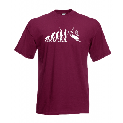Diving T-Shirt with print
