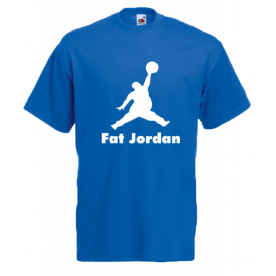 Fat Jordan T-Shirt with print