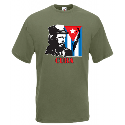 Fidel Castro T-Shirt with print