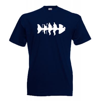 Fishermen T-Shirt with print