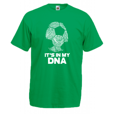 Football DNA T-Shirt with print