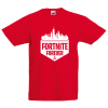 Fortnite Forever White Kids T-Shirt with print