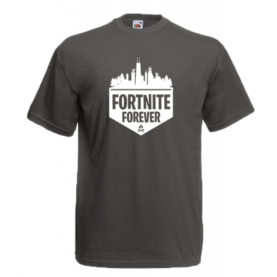 Fortnite Forever White T-Shirt with print