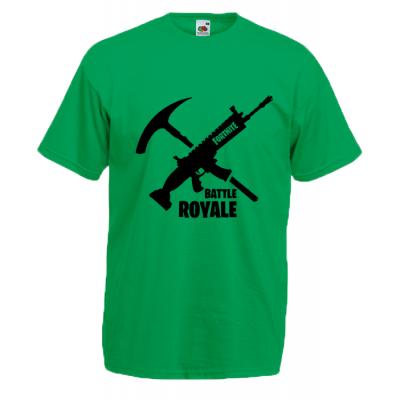 Fortnite Rifle T-Shirt with print