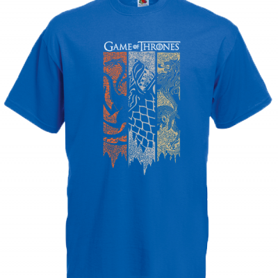 Game Of Thrones Buner T-Shirt with print