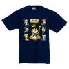 T-Shirt with print Greek Goddesses-A5098