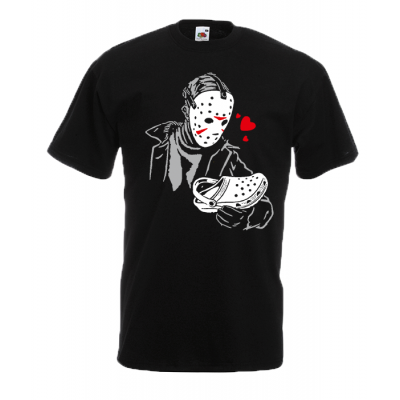 Hannibal Crocs T-Shirt with print