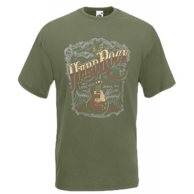 Hard Rock T-Shirt with print