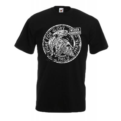 Helmet Glory T-Shirt with print
