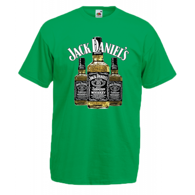 Jack Daniels T-Shirt with print