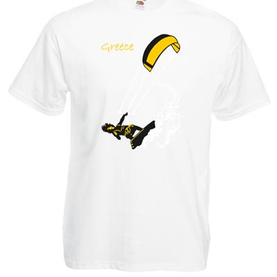 Kite Surf T-Shirt with print