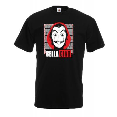 La Casa De Papel Ciao T-Shirt with print