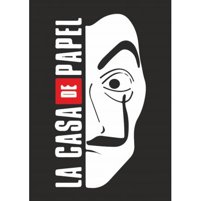 La Casa De Papel T-Shirt with print