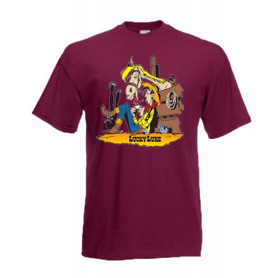 Lucky Luke 2 T-Shirt with print