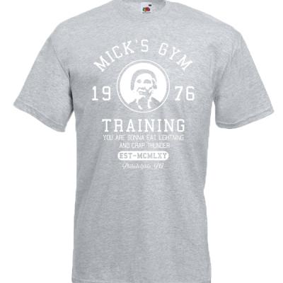 Micks Gym T-Shirt with print
