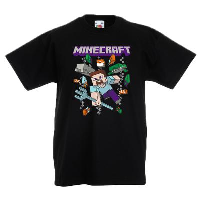 Minecraft Kids T-Shirt with print