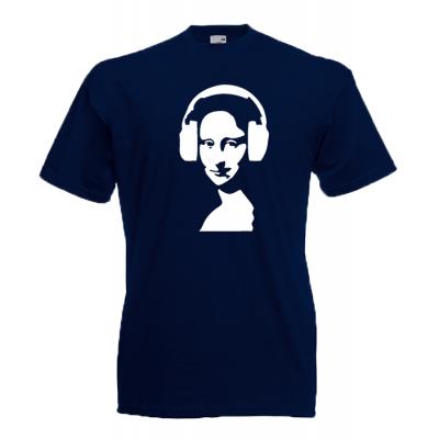 Mona Lisa T-Shirt with print