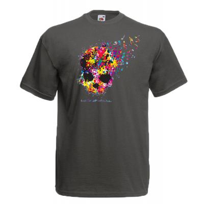Musician Head T-Shirt with print