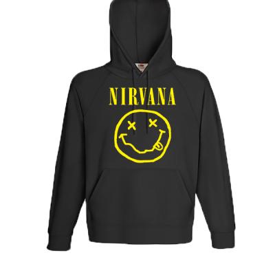 Nirvana Smile Sweatshirt with print