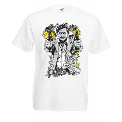 Pablo Escobar T-Shirt with print