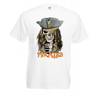 Pirates T-Shirt with print