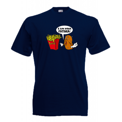 Potatoes I Am Your Father T-Shirt with print