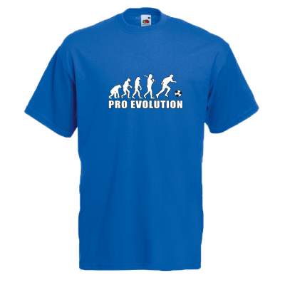 Pro Evolution T-Shirt with print