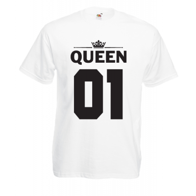 Queen T-Shirt with print