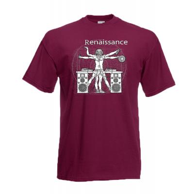 Renaissance T-Shirt with print